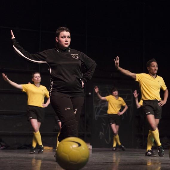 Footballeuses